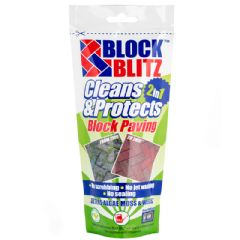 Block Blitz Block Paving Cleaning Treatment - 300g Pack