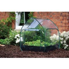 Pop Up Cloche Cover For Grow Bed - 120cm Height