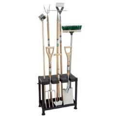 Garland Garden Tool Tidy Shelf Unit - 60cm