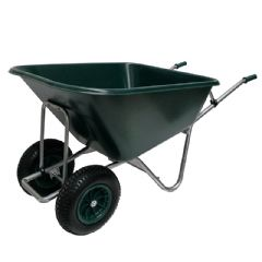 Two Wheeled Wheelbarrows