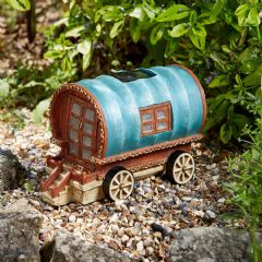 The Elveden Collection - Gypsy Rose Caravan