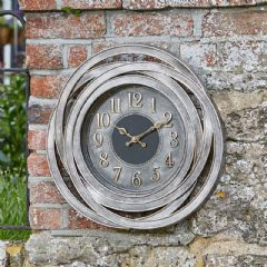 Smart Garden Ripley Clock - 50cm Diameter