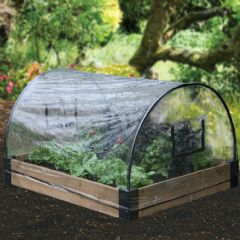 Haxnicks Raised Bed Weather Protection Poly Cover