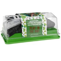 Terra Greenhouse Vegetable Garden - Grow Your Own Kit