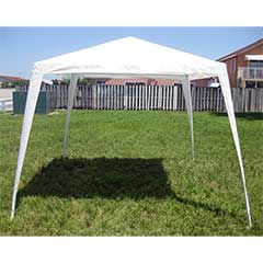 Greenfingers 3 x 3m Gazebo - White