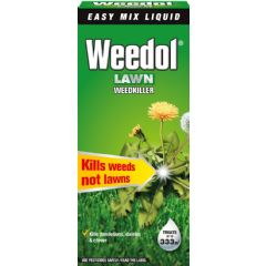 Weedol Lawn Weedkiller 500ml Concentrate