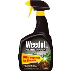 Weedol Ultra Tough Weedkiller RTU - 1L