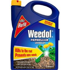 Weedol Pathclear Power Spray Refill - 5L
