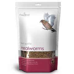 Chapelwood Mealworms - 100g