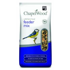 Chapelwood Feeder Mix - 12.75kg Plus 25% Extra