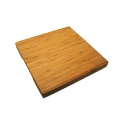 Commichef Chunky Board Bamboo - 25cm