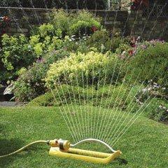 Hozelock 2975 Rectangular Sprinkler Plus