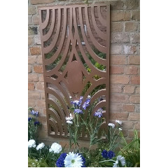 Aztec Wall Panel Mirror - 2ft x 4ft