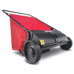 Agri Fab Push Sweeper Lawn & Leaf Sweeper 26in