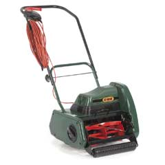 Webb Electric Cylinder Mowers