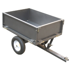 Handy 500lbs Towed Trailer Multi Purpose Cart