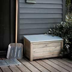 Garden Trading Aldsworth Outdoor Storage Box - Small