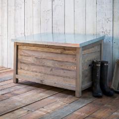 Garden Trading Aldsworth Outdoor Storage Box - 3 x 2ft