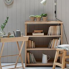Garden Trading Hambledon Cookery Book Shelf - Small