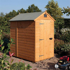 Rowlinson FSC Security Shed