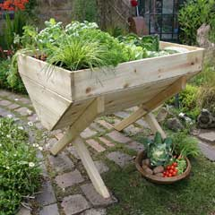 Zest 4 Leisure FSC Veg Beds