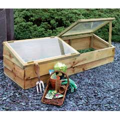 Zest 4 Leisure Large FSC Cold Frame 1.67m