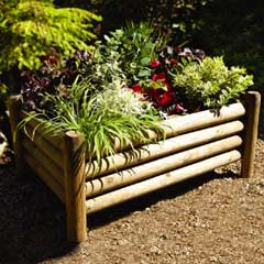 Zest 4 Leisure Shrewsbury FSC Wooden Planter