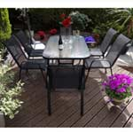 Rondeau Leisure Corumba Six Seater Dining Set