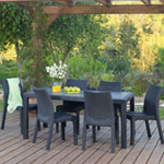 Keter Toscana 6 Seater Dining Set