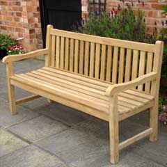 Rondeau Leisure Java Teak 150cm Bench