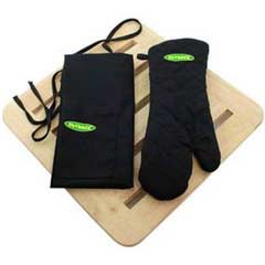 Outback Apron & Mitt Set - Free with Purchase of Outback BBQ