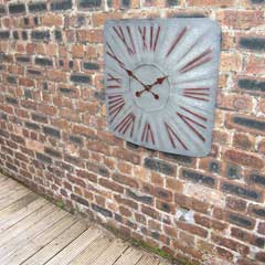 Garden Nation Fulbrook Clock