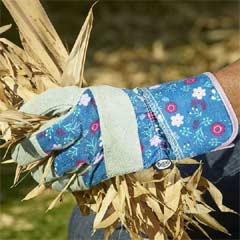 Briers Fresh Floral Rigger Glove - Medium