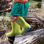 Briers Kids Bright Wellie Boots