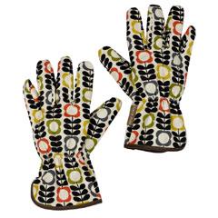 Orla Kiely Potting Gloves