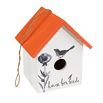 Thoughtful Gardener Bird House