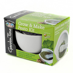 Mr Fothergills Grow & Make Pesto Kit