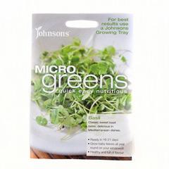 Johnsons MicroGreens Seeds
