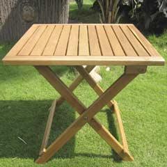 Rondeau Leisure Kent Square Folding Table