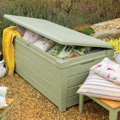 Norfolk Verdi Storage Box 145cm
