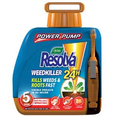 Westland Resolva 24H Power Pump 5 Litre Ready to Use
