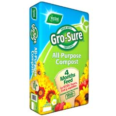 Westland Gro-Sure All-Purpose Compost 10 Litres