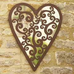 Smart Garden Heart of Hearts Mirror