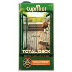 Decking Oils & Stains