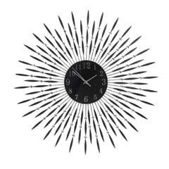 Gardman Feather Garden Clock - 70cm