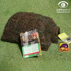 Wildlife World Hedgehog Home and Care Pack