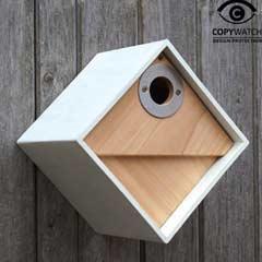 Wildlife World Urban Bird Nest Box