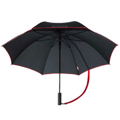 Hunter Slinger Umbrella Black