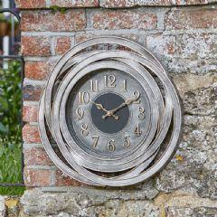 garden clocks sale fast delivery. Black Bedroom Furniture Sets. Home Design Ideas