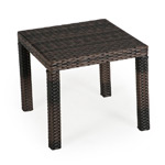 Ellister Eden Rattan Square Coffee Table